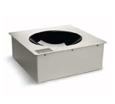 CookTek MWDG3500 Drop-In Commercial Induction Wok Unit, 200 240v/1ph