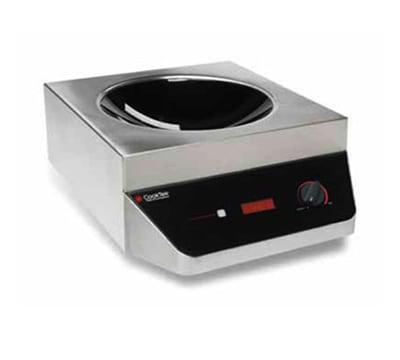 CookTek MWG5000-400 Countertop Commercial Induction Wok Unit, 376-424v/3ph