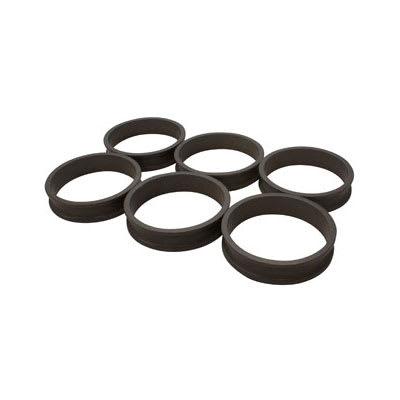 Roundup 213K101 Teflon Egg Ring Kit, for ES-600/1200