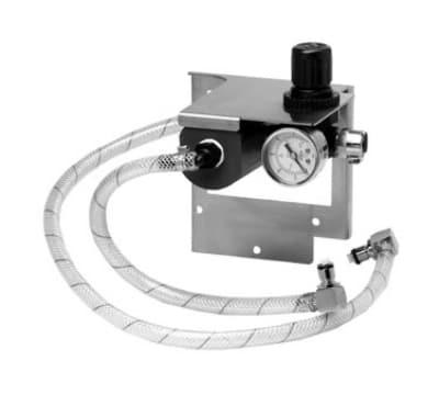 Antunes 7000235 Compact Dual Regulator, Adjustable for Water Pressure in 2 Steamer