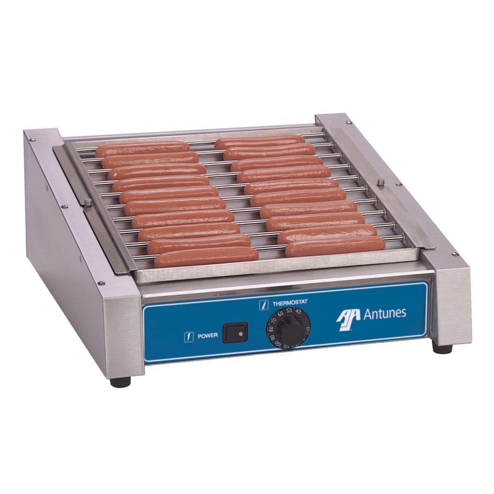 Roundup HDC-20 20 Hot Dog Roller Grill - Slanted Top, 120v