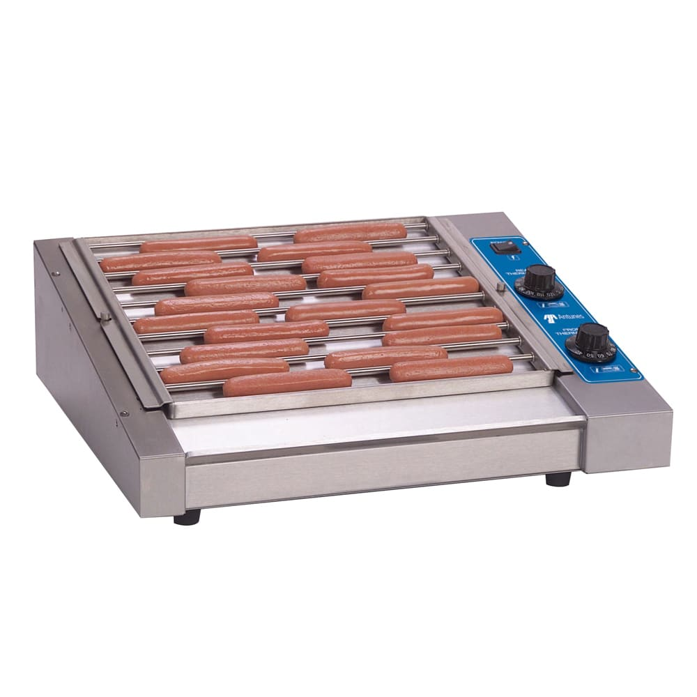 Antunes HDC-30A 30 Hot Dog Roller Grill - Slanted Top, 120v
