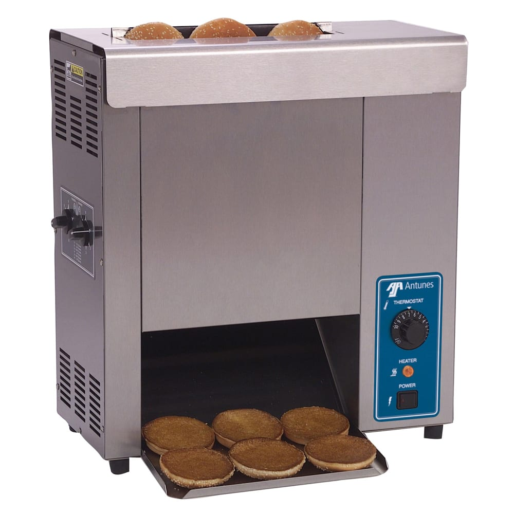 Roundup VCT-25_9200626 Vertical Toaster - 2800-Slices/hr & 2-Sided Toasting, 208-240v/1ph