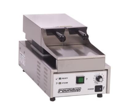 "Roundup VS-200ADB 11.75"" Sandwich Steamer w/ Auto Water Fill, Portion Baskets, 208 240v/1ph"