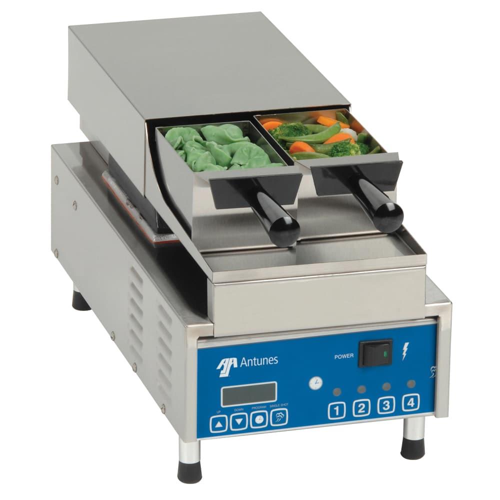 "Roundup VS-250 11.63"" Sandwich Steamer w/ Auto Water Fill, Portion Baskets, 208v/1ph"
