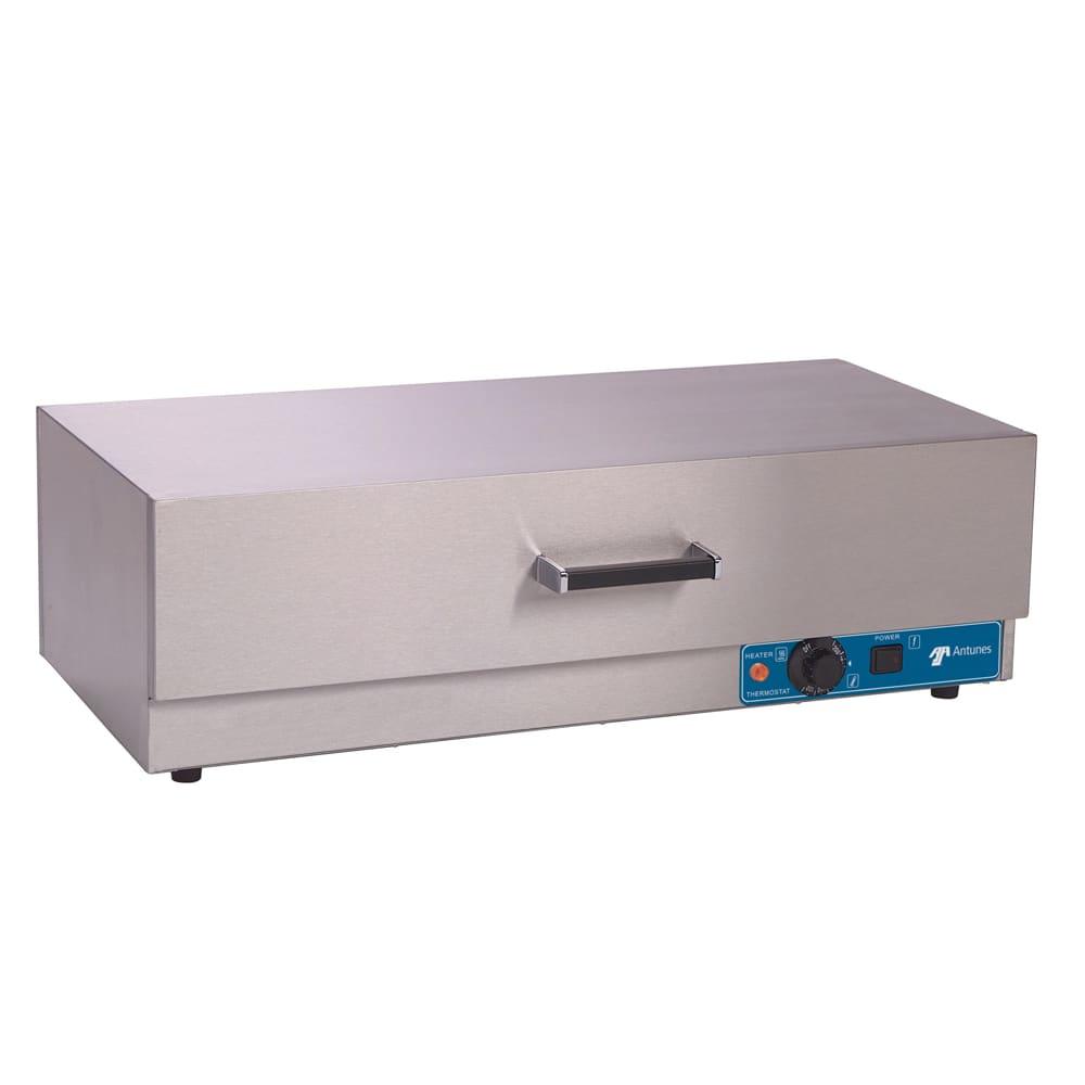 Roundup WD-35A_9400150 Hot Dog Bun Warmer Drawer, Holds 50-60 Hot Dog Buns, 120 V