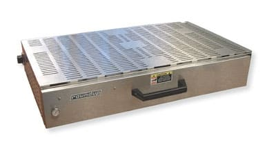 "Roundup WD-50 Stainless Warmer Drawer, Holds (1) 2/3"" and (2) 1/3"" Size Pan"