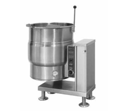 Accutemp ACEC-20T 20-gal Countertop Tilt Kettle w/Handle, 220v/1ph