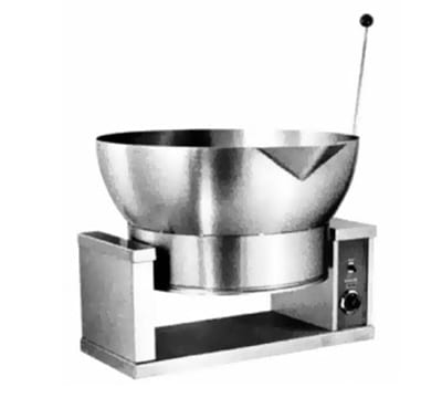 Accutemp ACECTRS-16 16-gal Tilting Skillet w/ Handle, 220v/1ph