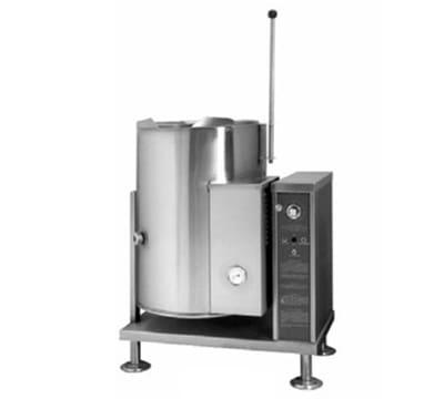 Accutemp ACGC-12 Tilting Kettle w/ 12 gal Capacity, Manual Tilt, Stainless, LP