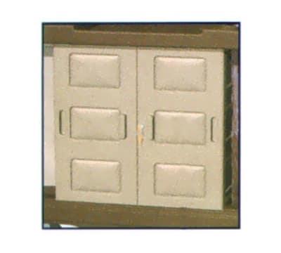 Continental 1565 BE Door Set w/ Lock & Key, Standard On Model 1585, Fits 1580, Beige