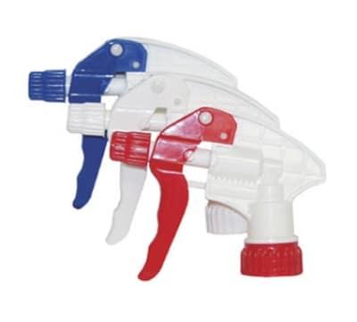 Continental 902RW7 Spray Pro Trigger Sprayer 8.25-in, DT, Red & White