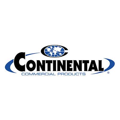Continental C717016 16-in Super Pro 2 Flat Mop Frame, Blue & Grey