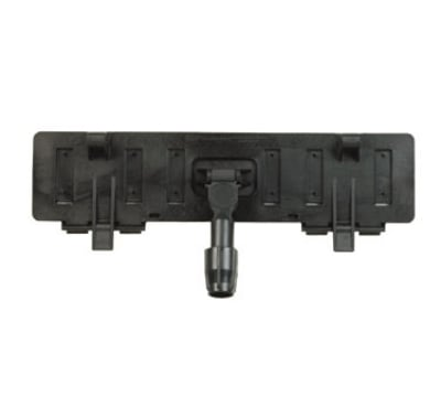 Continental MF-5BK Mop Frame, 18 x 5.62 x 1.75-in, Glass Filled, Nylon, Black
