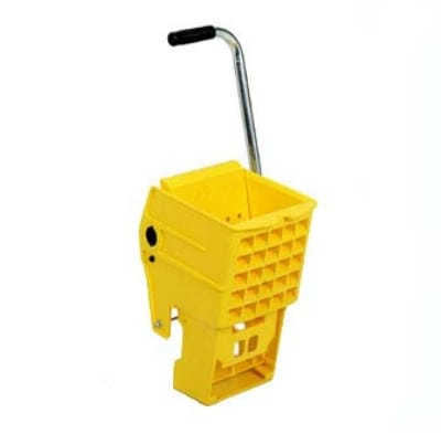 Continental SW12 YW Mop Wringer For 12 To 32-Oz Splash Guard Squeeze Type, Yellow