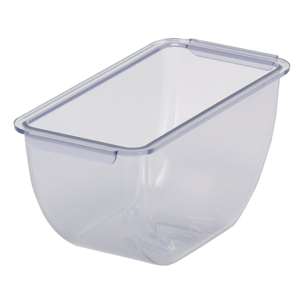 San Jamar BD102 Replacement 1.5 pint Tray for Dome Garnish/Condiment Center