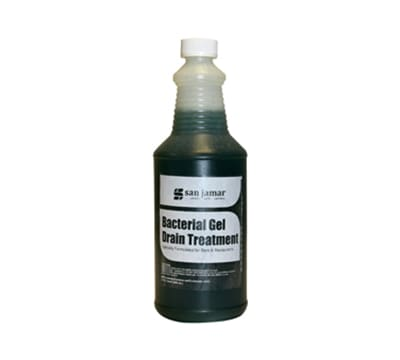 San Jamar BDR1000 32 oz Gel Drain Treatment - Restaurant formula