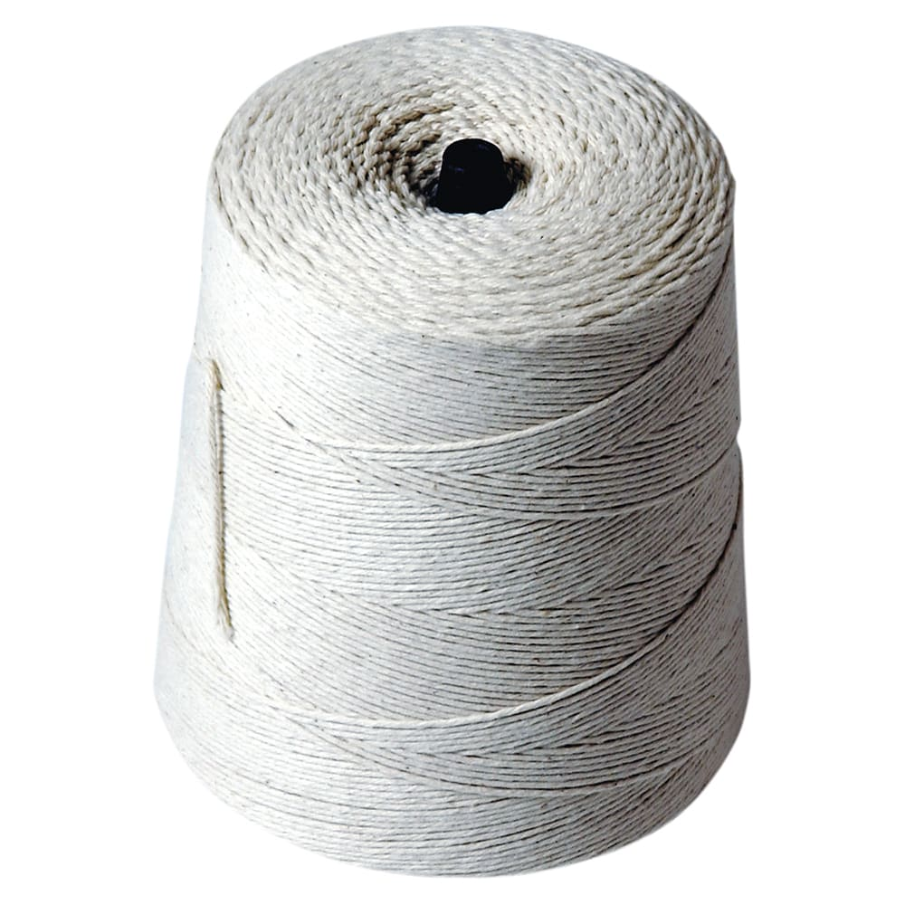 San Jamar BT30 Butcher's Twine, 30-Ply, Breaking Strength 65 lbs.