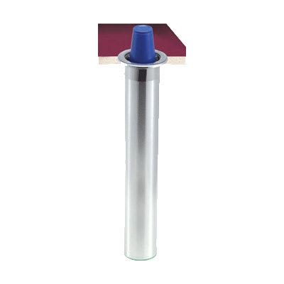San Jamar C3200CF Counter Mount Beverage Cup Dispenser, 6 10 oz Foam Cups, All Mount