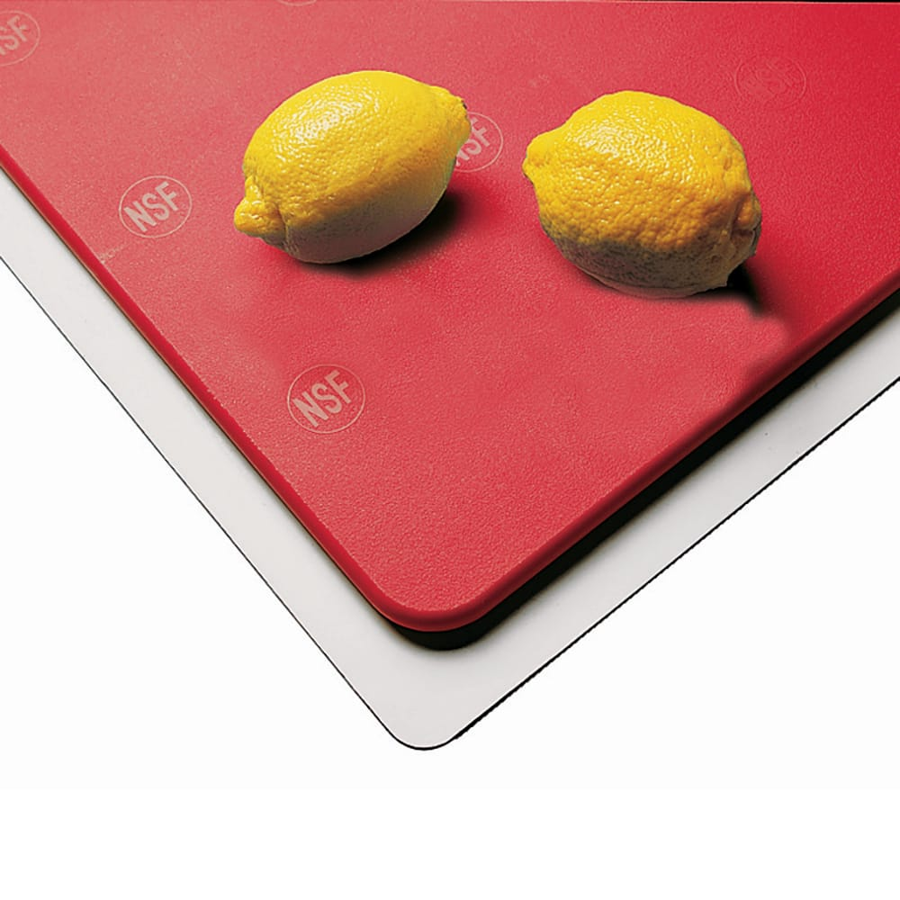 San Jamar CBM1016 Cutting Board-Mate, 10 x 16 in, Non-Absorbent Synthetic Rubber, NSF