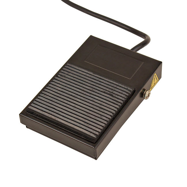 San Jamar FPED R-Series Tare Foot Pedal for SCDGPCM13 & SCDGPC13 Digital Scales