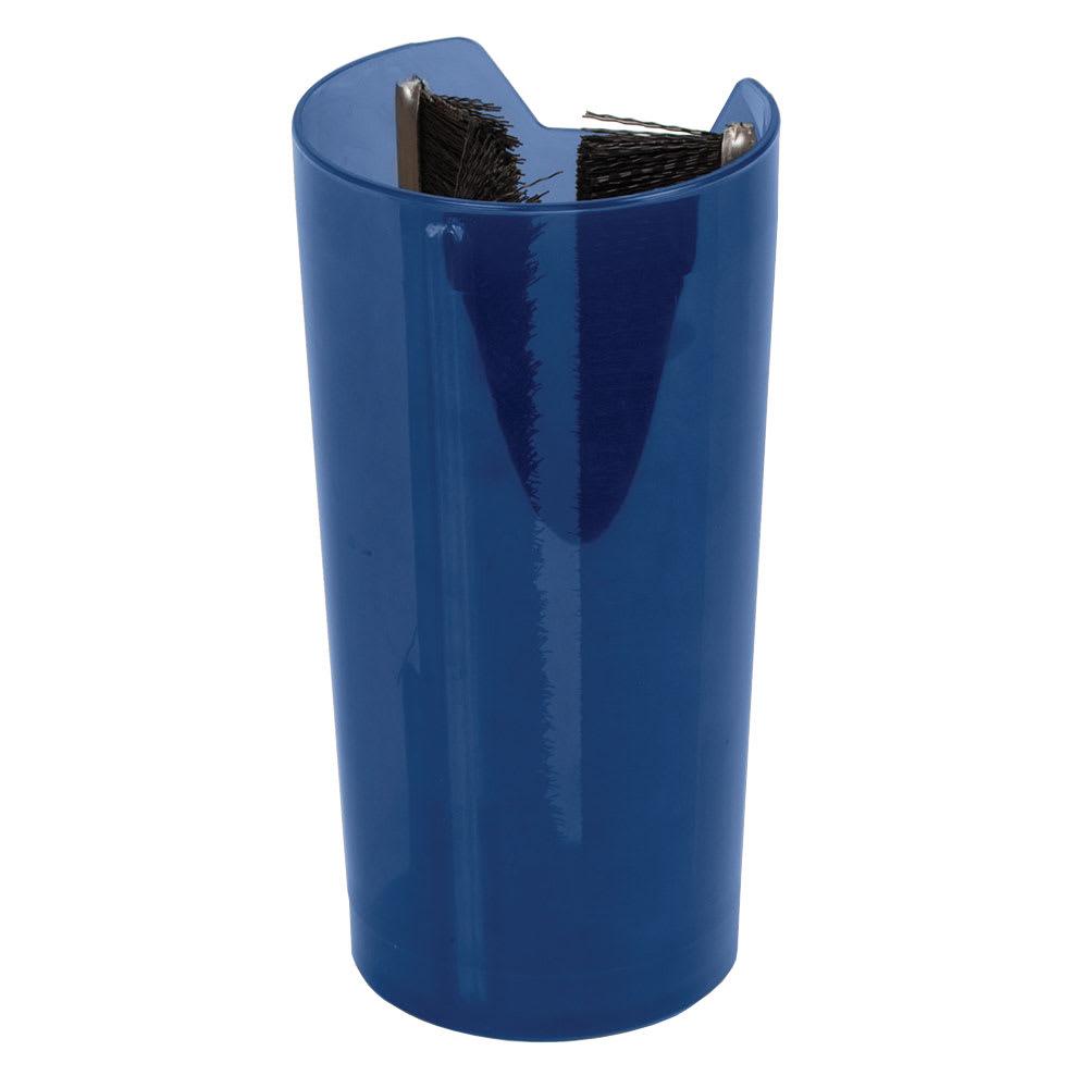 San Jamar KLC28C Kleen-Cup Kolor-Cut Sanitizing Cup, For Spindle Mixers