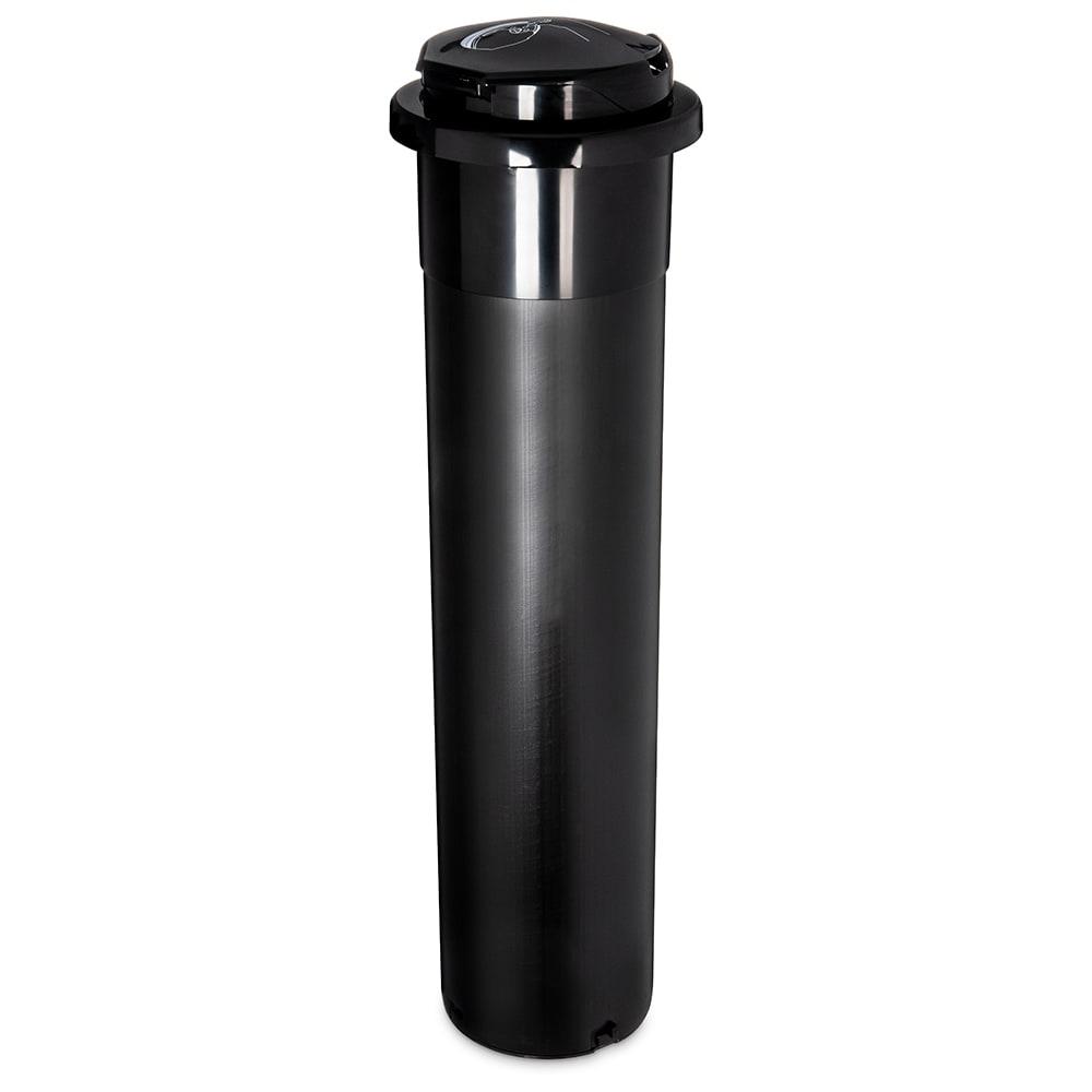 San Jamar L2400C EZ-Fit Large In-Counter Lid Dispenser, 24-46 oz Cup Lids