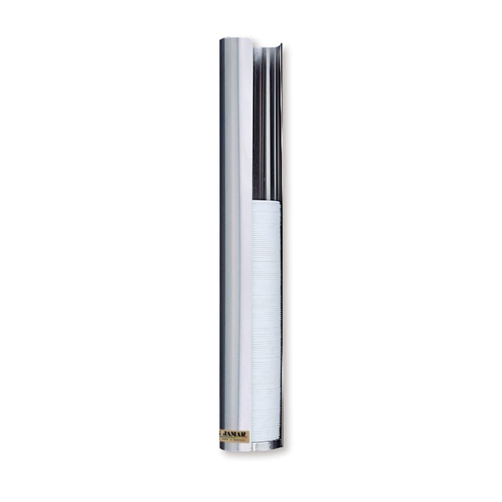 San Jamar L3200 Lid Dispenser, 1 Sleeve For 6 10 oz Lids, Stainless