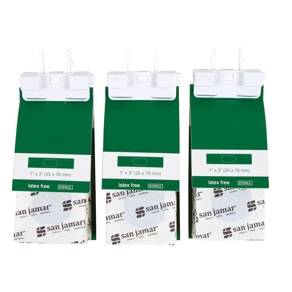 San Jamar MKBR901BE Strip Bandage Refill for Mani-Kare Dispenser