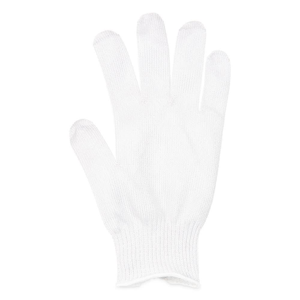 San Jamar PBS301-L Wire Guard Butcher Glove w/ Cotton Liner, Ambidextrous, Large
