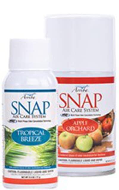 San Jamar RL125801855 Fragrance Refill for Arriba Snap, Premium Essential Oil, Large, Morning Mist