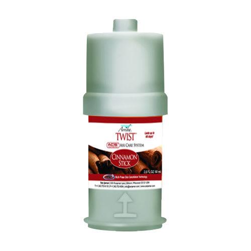 San Jamar RW107801255 2 oz Liquid Air Freshener Refill for Arriba™ Twist, Cinnamon Stick