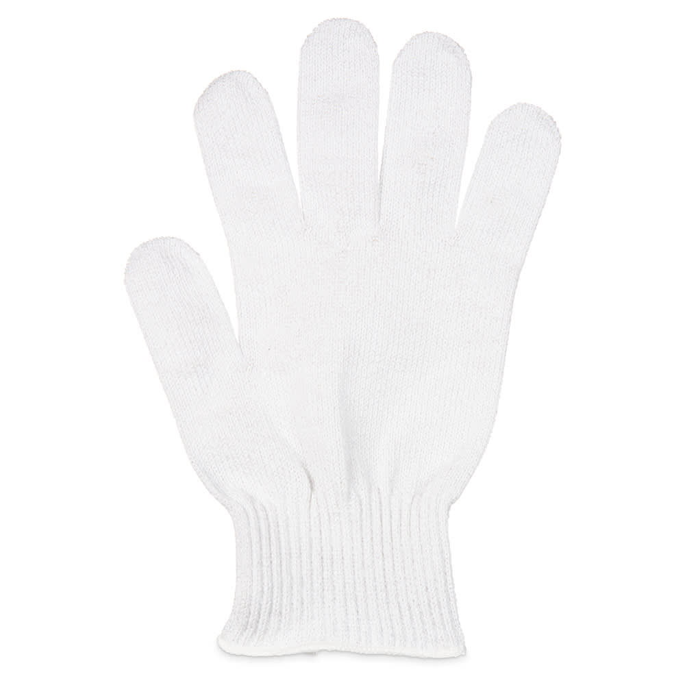 San Jamar SG10-L Cut Resistant Glove, Ambidextrous, Anti-microbial, Large
