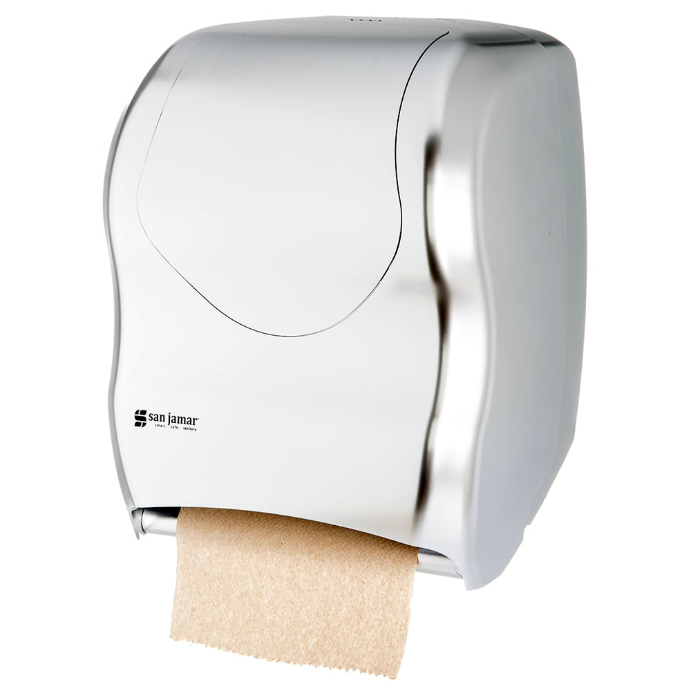 San Jamar T1370ss Tear N Dry Wall Mount Paper Towel Dispenser
