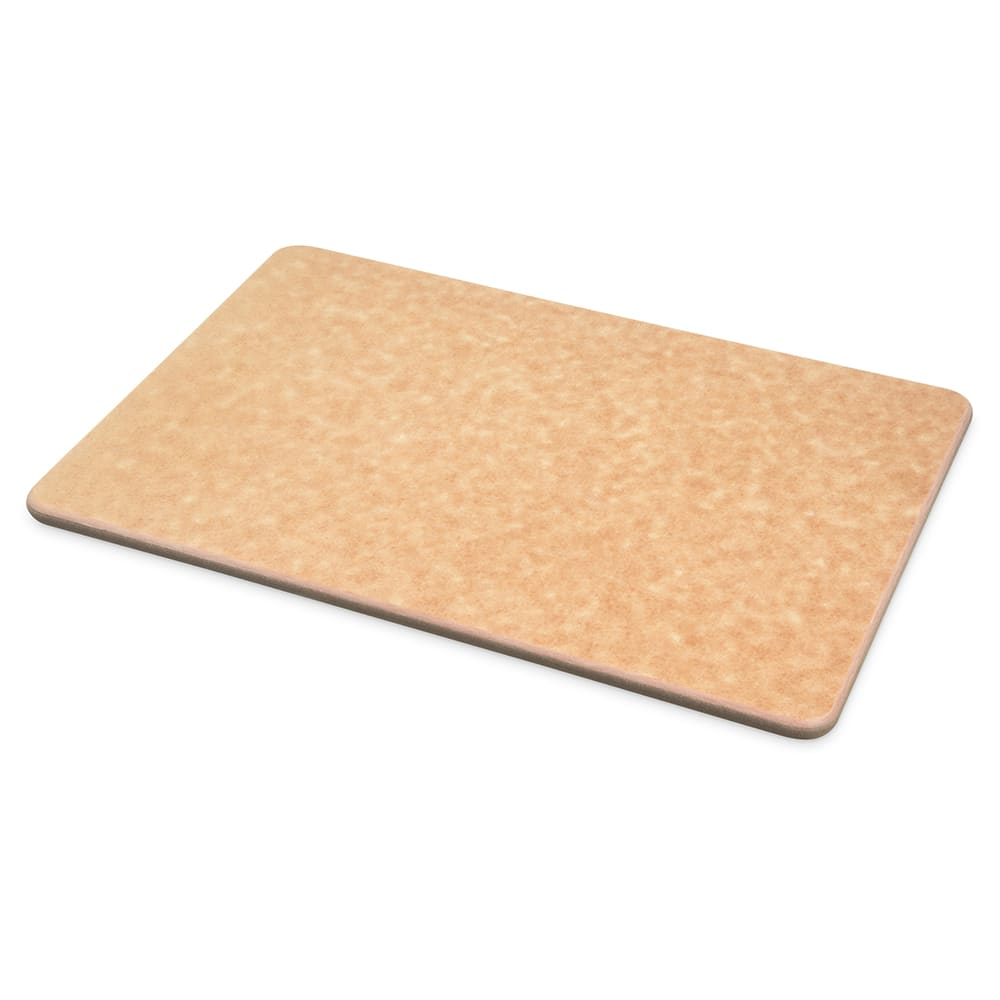 "San Jamar TC121812 Tuff-Cut Resin Cutting Board, 12 x 18 x 1/2"", NSF"