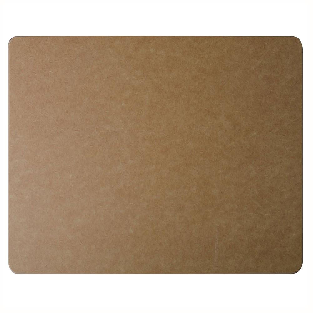 """San Jamar TC182412 Tuff-Cut Resin Cutting Board, 18"""" X 24"""" X 1/2 in, NSF"""