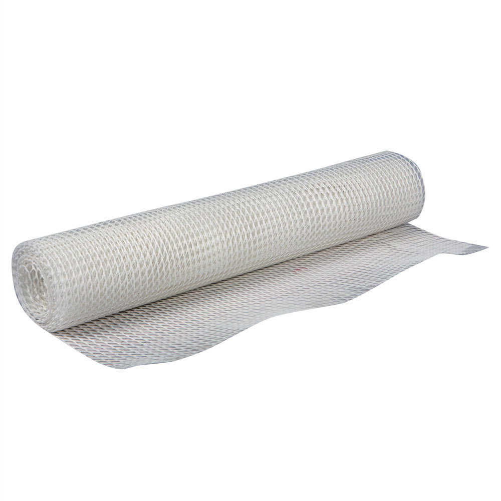San Jamar UL5104 Ultra Liner Shelf Liner, 2 x 10 ft Roll, White