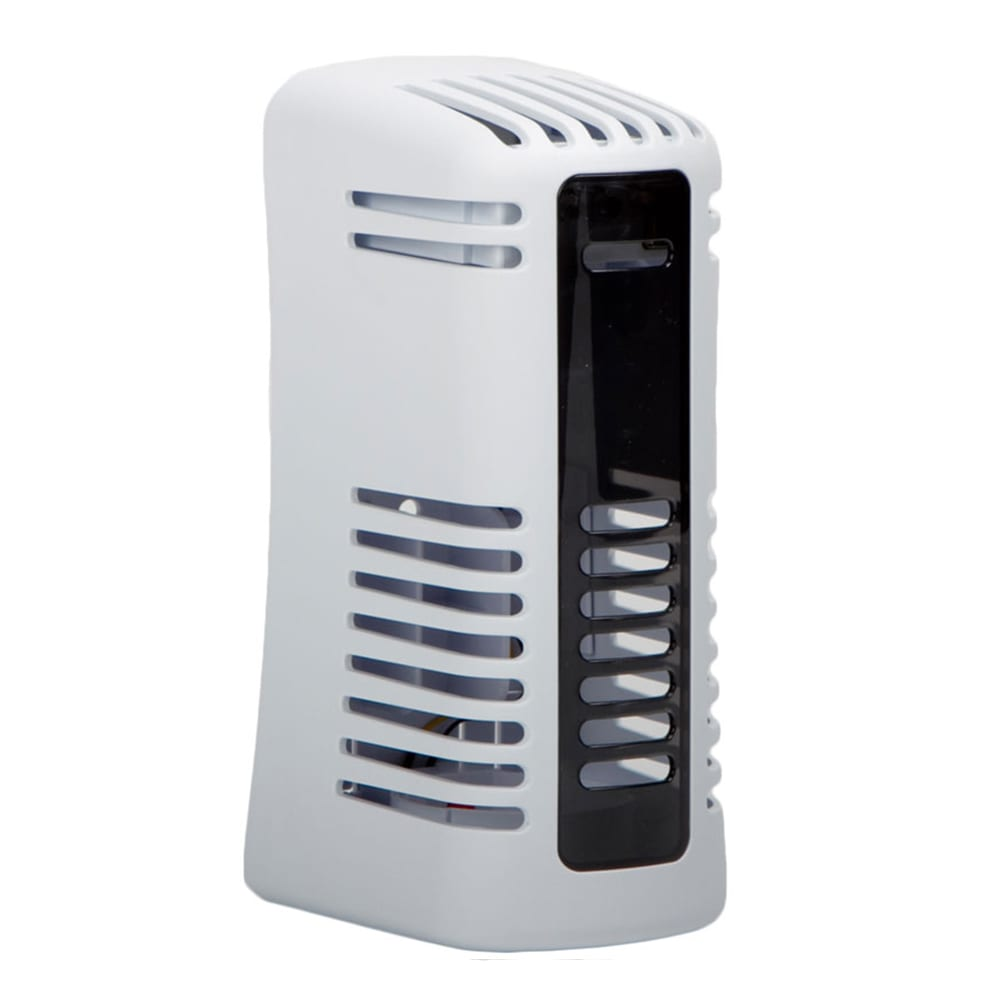San Jamar WF107801206 Arriba™ Twist Fan Dispenser w/ Battery-Powered Fan, White