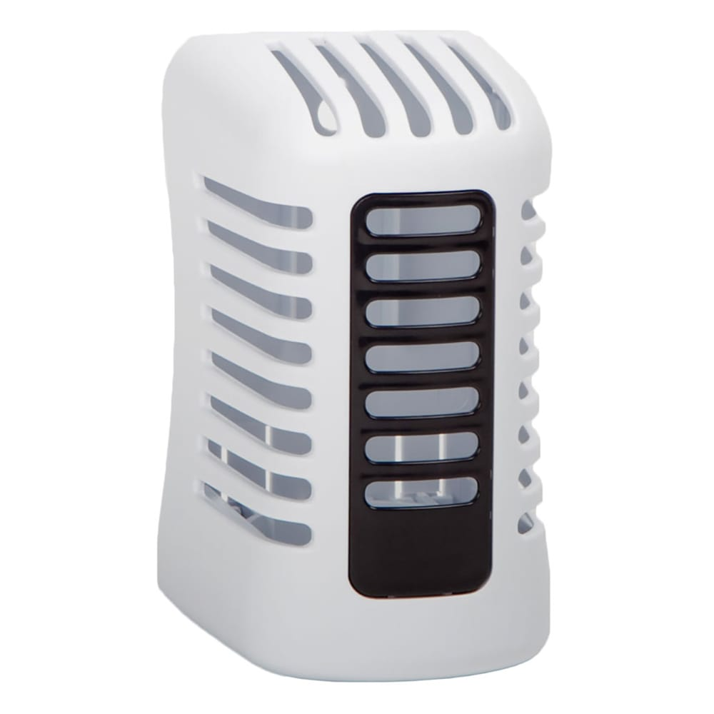 San Jamar WP107801203 Arriba™ Twist Fan Dispenser w/ Continuous Freshening, White
