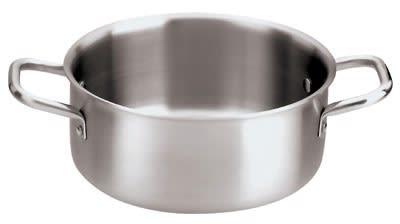 "World Cuisine 12509-20 3-qt Stainless Sauce Pan - 7.87"" x 3.75"""