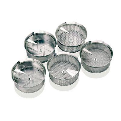 "World Cuisine 42574-90 Tin Sieve for Food Mill Model 42574-37, 1/32"""