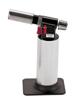 "World Cuisine 47841-04 Micro Kitchen Torch,  4.75 x 2.75"", Standard Butane Fuel"