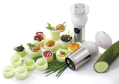 "World Cuisine 48285-05 2"" Cylinder Cutter"