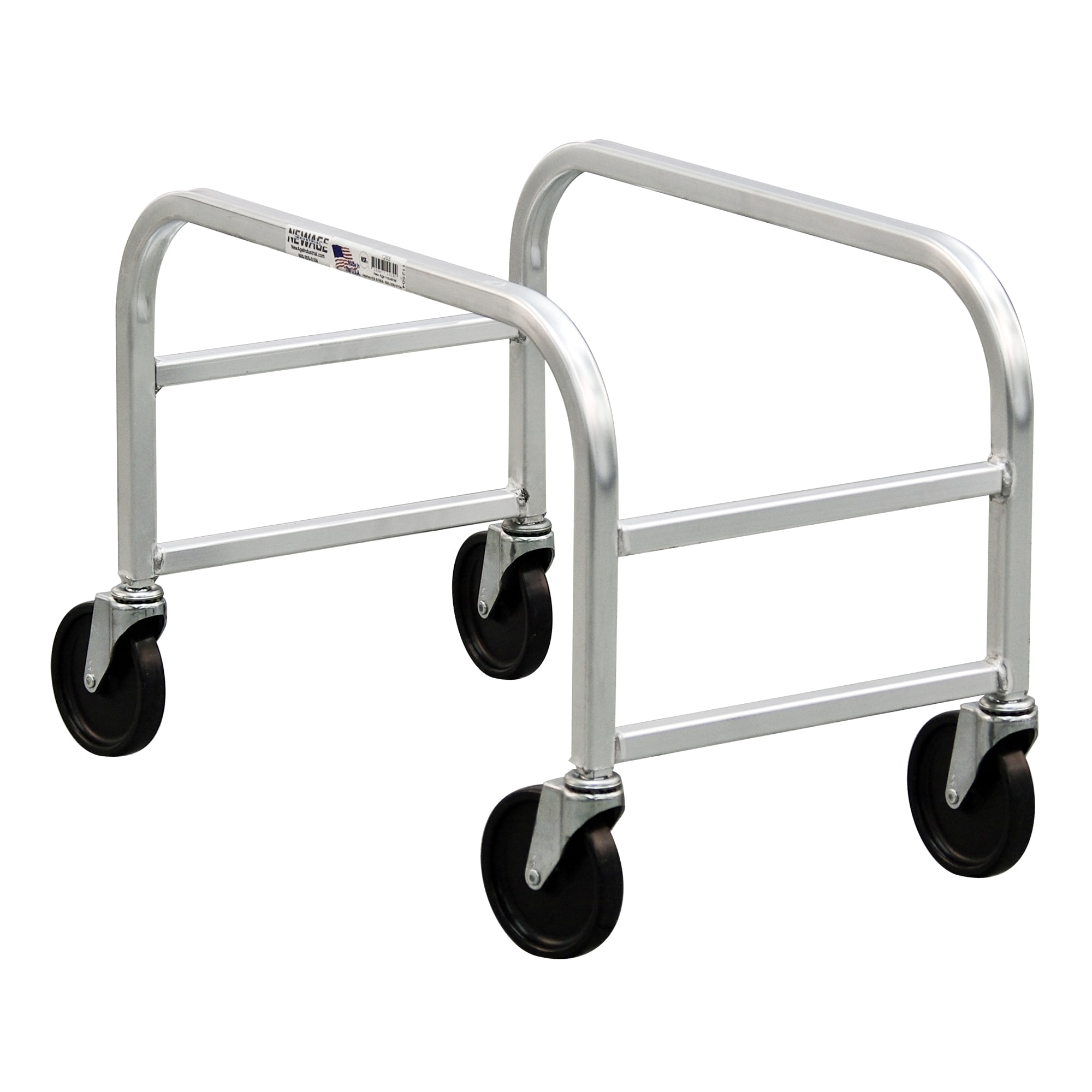 New Age 1265 Lug Dolly for Bulk Food w/ 1 Lug Capacity