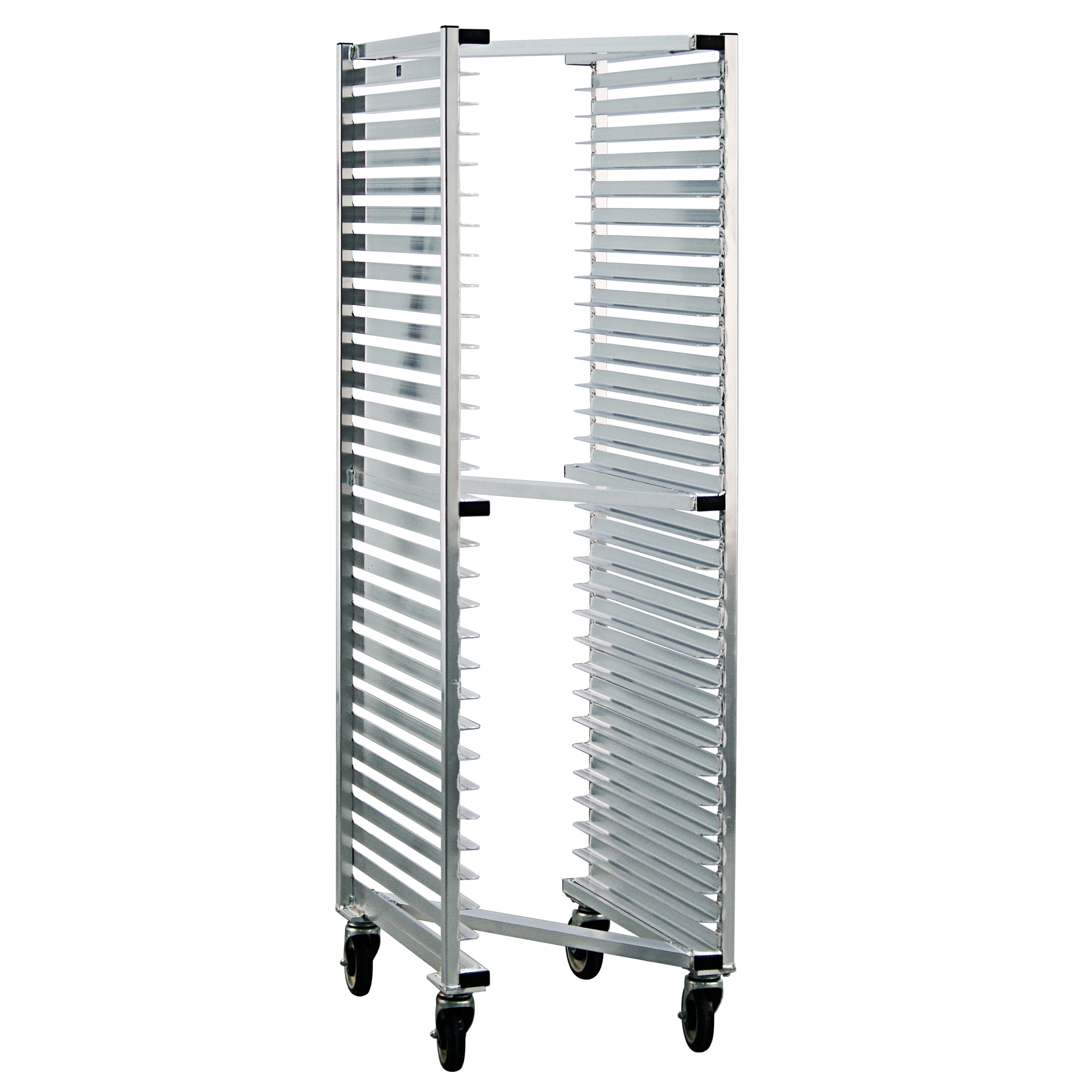 "New Age 1330Z 20.38""W 30-Sheet Pan Rack w/ 2"" Bottom Load Slides"