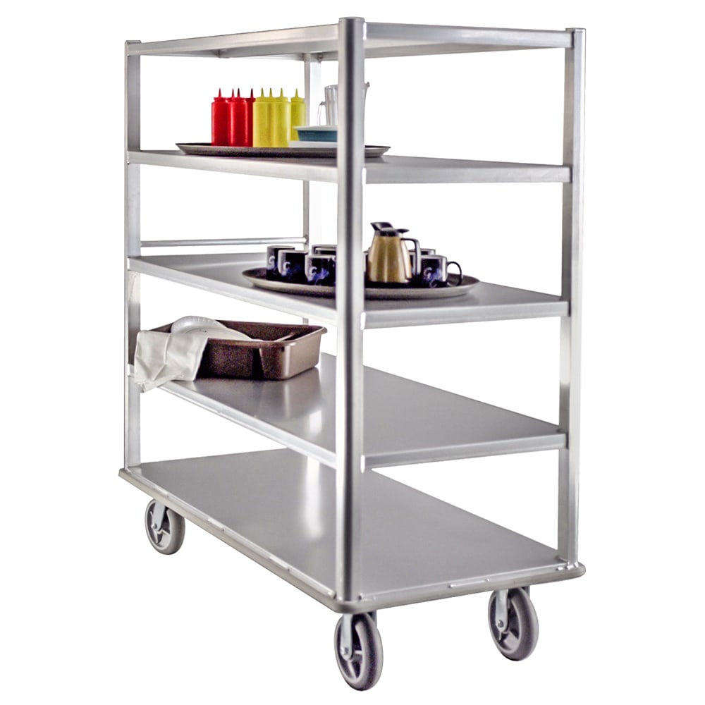 "New Age 1450 62"" Queen Mary Cart w/ 5 Levels, 3000-lbs Capacity"