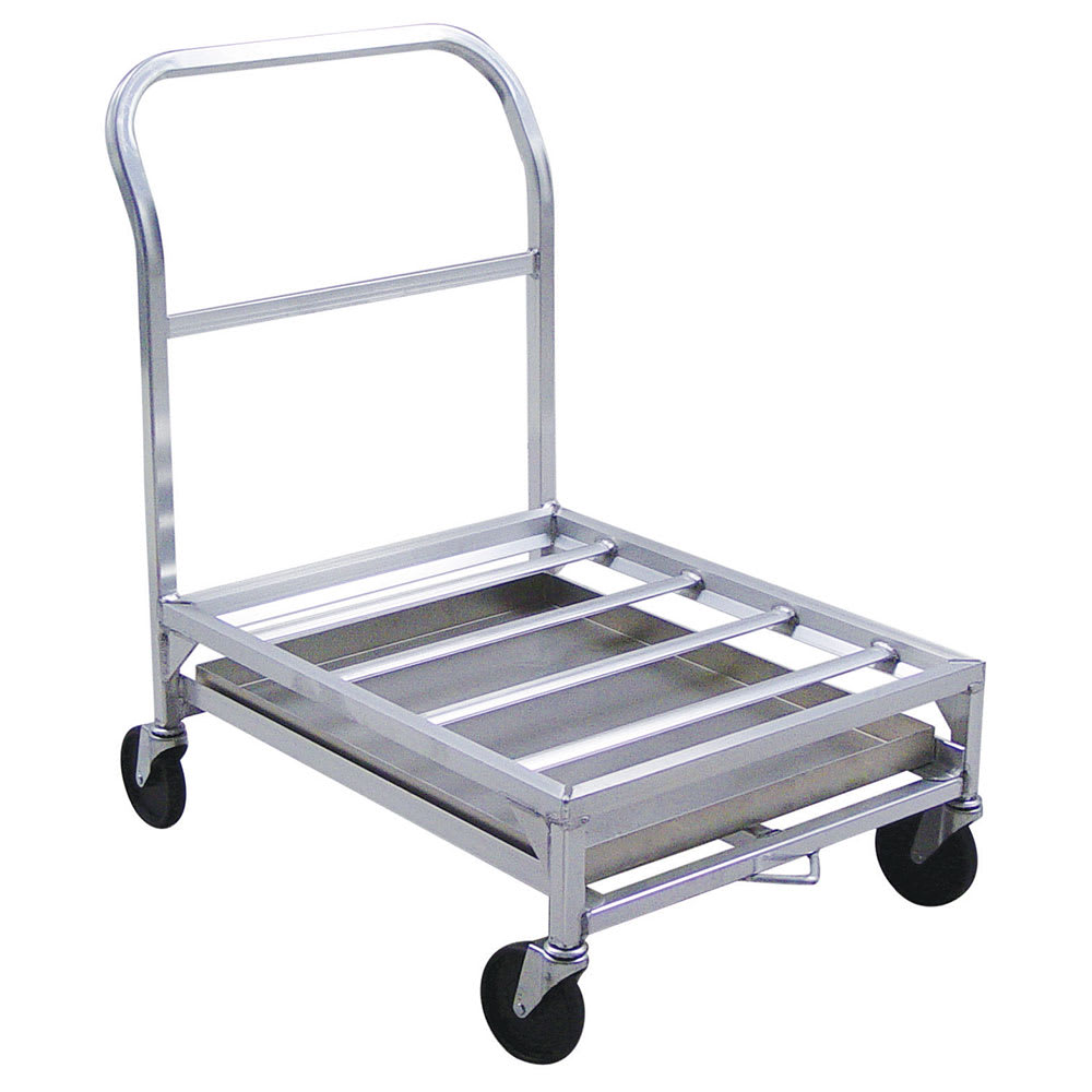 New Age 1630 Dolly for Food Box w/ 500 lb Capacity