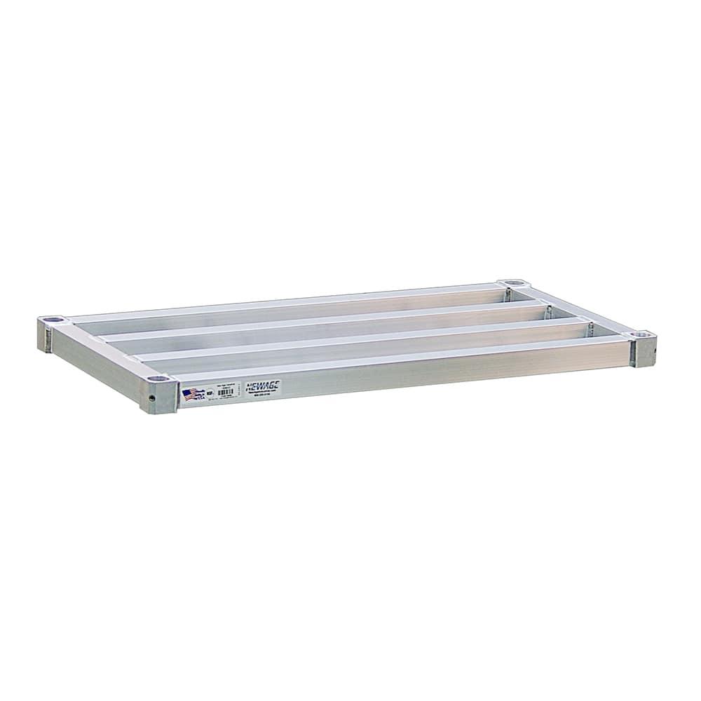 "New Age 3048HD Aluminum Tubular Shelf - 48""W x 30""D"