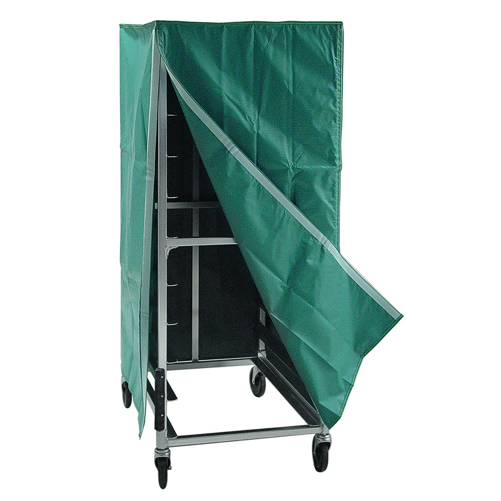 """New Age 96004C 23""""W 20 Specialty Pan Rack w/ 5"""" Bottom Load Slides"""