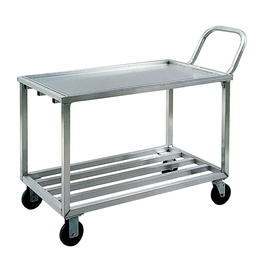 New Age 97126 Wet Produce Cart w/ 700-lb Capacity